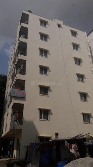 इलेक्ट्रॉनिक सिटी में श्री अन्नपूर्णेश्वरी पीजी फॉर जैंट्स के बिल्डिंग की तस्वीर