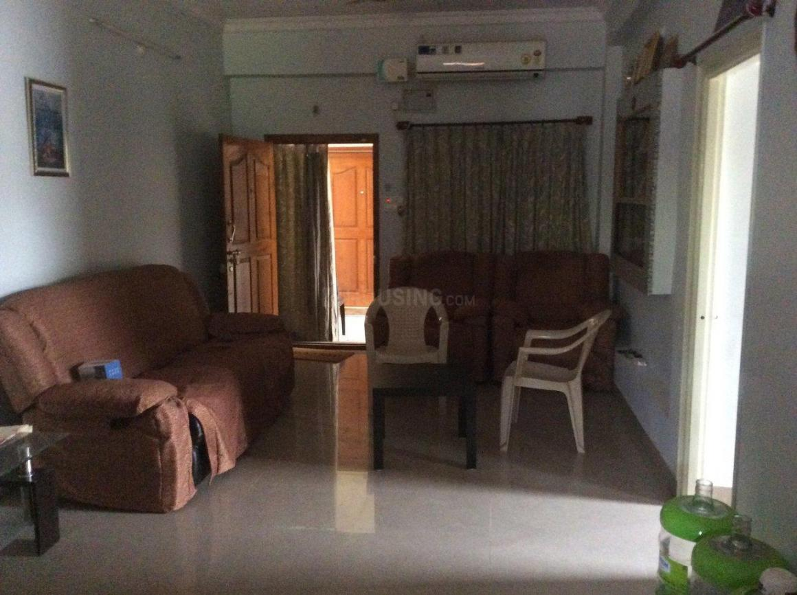 Living Room Image of 1200 Sq.ft 3 BHK Apartment for rent in Neredmet for 9000