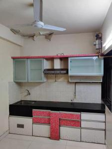 Gallery Cover Image of 750 Sq.ft 1 BHK Apartment for rent in Seawoods for 26000
