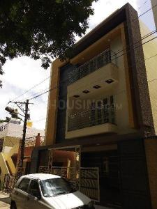 Gallery Cover Image of 3000 Sq.ft 5 BHK Independent House for buy in Sahakara Nagar for 19000000