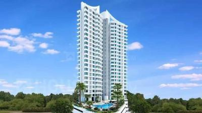 Gallery Cover Image of 423 Sq.ft 1 BHK Apartment for rent in Malad East for 22000