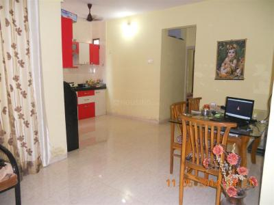 Gallery Cover Image of 1184 Sq.ft 2 BHK Apartment for rent in Kharghar for 20000