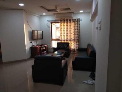 Gallery Cover Image of 1800 Sq.ft 3 BHK Apartment for rent in Seawoods for 80000