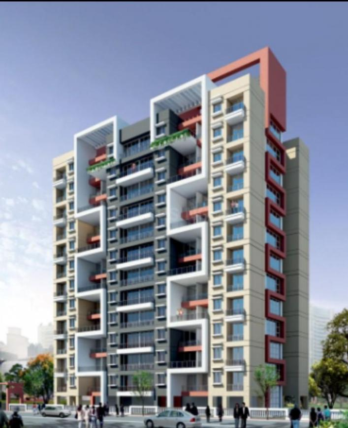 Building Image of 1050 Sq.ft 2 BHK Apartment for rent in Bhiwandi for 15000