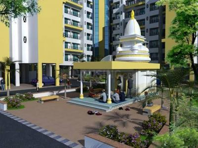 Gallery Cover Image of 630 Sq.ft 1 BHK Apartment for buy in Navkar Estate City Phase 1 And 2, Naigaon East for 2750000