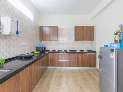 Kitchen Image of Zolo Athena in Gachibowli