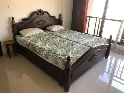Gallery Cover Image of 750 Sq.ft 1 BHK Apartment for rent in Atul Blue Fortuna, Andheri East for 35000
