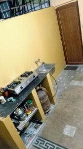 Kitchen Image of Swapan Femal PG Beside Tolly Metro Stn in Tollygunge