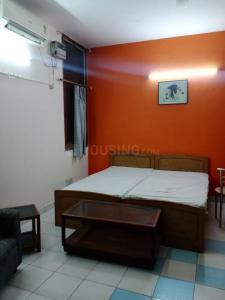 Bedroom Image of Kanchan PG in Saket