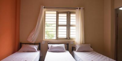 Bedroom Image of Jog PG in Ramachandra Puram