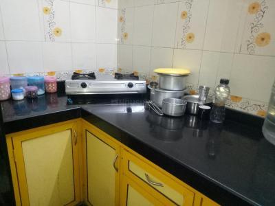 Kitchen Image of Radhe PG Service in Goregaon West