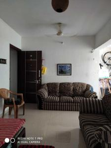 Gallery Cover Image of 1120 Sq.ft 2 BHK Apartment for rent in Airoli for 32000
