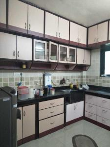 Gallery Cover Image of 650 Sq.ft 1 RK Apartment for rent in Vishrantwadi for 8000