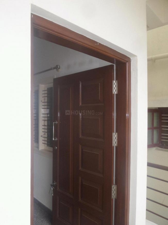 Main Entrance Image of 800 Sq.ft 2 BHK Apartment for rent in Amrutahalli for 15000