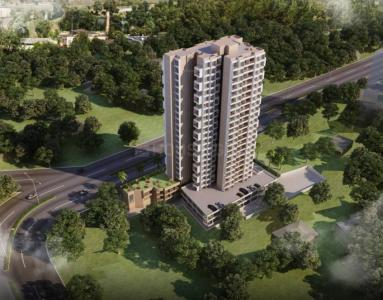 Gallery Cover Image of 1301 Sq.ft 3 BHK Apartment for buy in Krishna Square, Kalyan East for 10100000