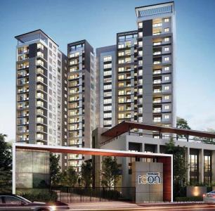 Gallery Cover Image of 956 Sq.ft 2 BHK Apartment for buy in Koyambedu for 8650000