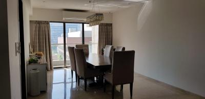 Gallery Cover Image of 5800 Sq.ft 5 BHK Apartment for rent in Sunteck Signia Isles, Bandra East for 650000