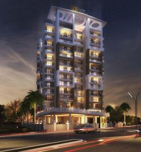 Gallery Cover Image of 1055 Sq.ft 2 BHK Apartment for buy in Nath Elite Grandeur, Kharghar for 9851250