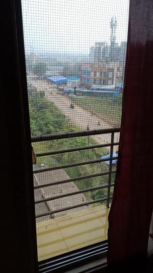 Balcony Image of Sk PG in Naigaon East