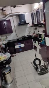 Kitchen Image of 900 Sq.ft 2 BHK Apartment for buy in Gaikwad Vaidehi Enclave, Bavdhan for 7000000