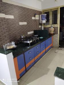 Kitchen Image of 1179 Sq.ft 2 BHK Apartment for buy in Vyapti Vandemataram City, Gota for 4700000