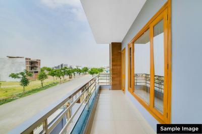 Balcony Image of Oyo Life Pun835 Nr Kharadi in Chandan Nagar