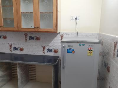 Kitchen Image of Comfortable Stay in Sector 40