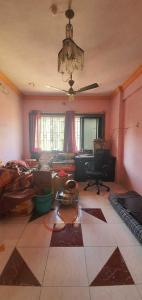 Gallery Cover Image of 575 Sq.ft 1 BHK Apartment for rent in Kalwa for 13000