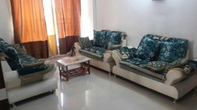 Gallery Cover Image of 1414 Sq.ft 3 BHK Apartment for rent in Khokhra for 24000