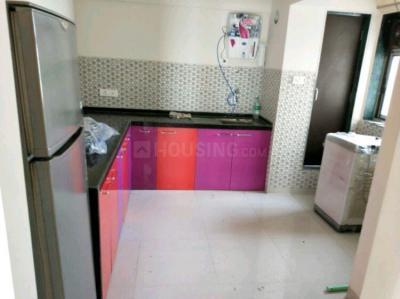 Kitchen Image of Ramesh PG in Mahim