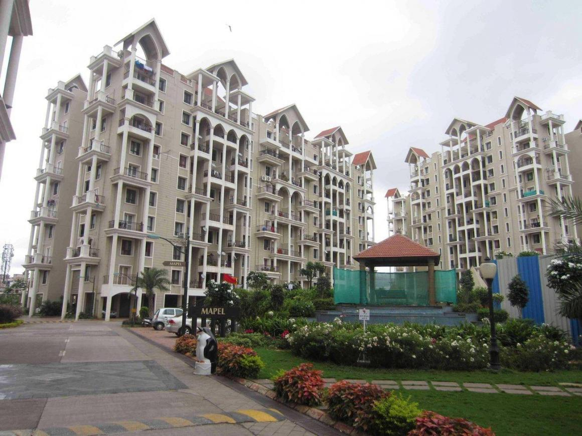 Building Image of 1600 Sq.ft 3 BHK Apartment for rent in Tingre Nagar for 30000