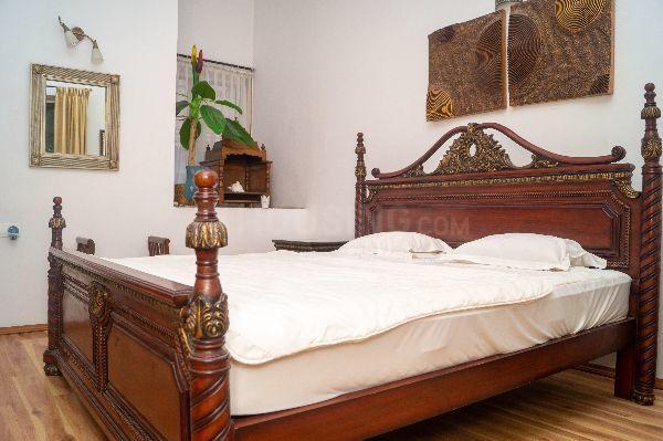 Bedroom Image of 1100 Sq.ft 2 BHK Villa for rent in Begur for 38000