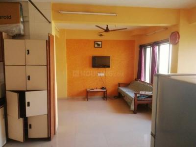 Gallery Cover Image of 670 Sq.ft 1 BHK Apartment for rent in Chinchwad for 11500