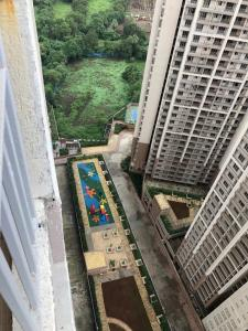 Gallery Cover Image of 687 Sq.ft 2 BHK Apartment for buy in Indiabulls Greens, Kon for 4500000