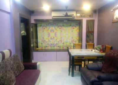 Gallery Cover Image of 658 Sq.ft 1 BHK Apartment for rent in Sanpada for 26000