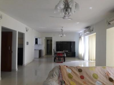 Gallery Cover Image of 3083 Sq.ft 4 BHK Apartment for rent in Jalahalli for 75000