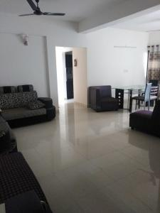 Gallery Cover Image of 1450 Sq.ft 3 BHK Apartment for rent in Thoraipakkam for 30000