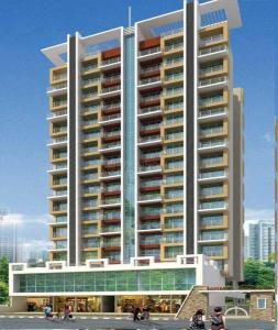Gallery Cover Image of 646 Sq.ft 1 BHK Apartment for buy in Dronagiri for 3600000