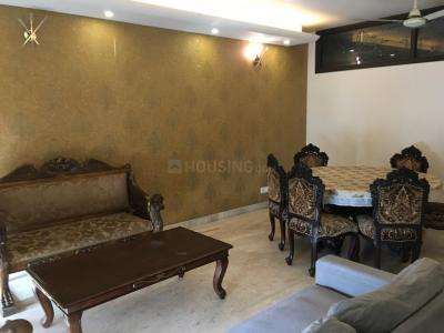Living Room Image of Vinodini PG in Chittaranjan Park
