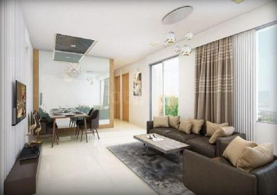 Gallery Cover Image of 1110 Sq.ft 3 BHK Apartment for buy in Pebbles -II, Bavdhan for 9000000