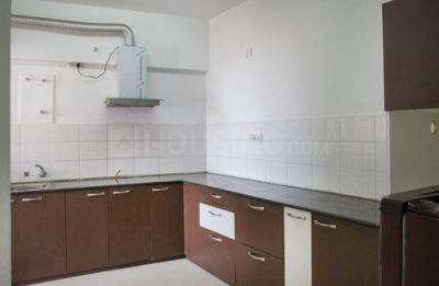 Kitchen Image of Alpine Viva Apartment in Krishnarajapura