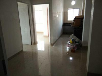 Gallery Cover Image of 1200 Sq.ft 3 BHK Apartment for rent in New Town for 13000