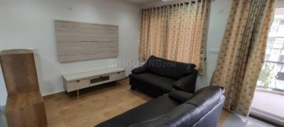 Gallery Cover Image of 1500 Sq.ft 3 BHK Apartment for rent in Queens Corner Apartments, Vasanth Nagar for 65000