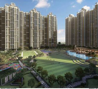 Gallery Cover Image of 752 Sq.ft 1 BHK Apartment for buy in Indiabulls Park, Derawali for 4800000