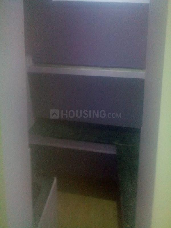 Kitchen Image of 900 Sq.ft 2 BHK Independent House for rent in New Thippasandra for 25000