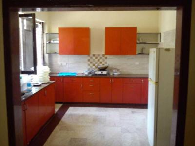 Kitchen Image of Shiv Shakti PG in Sector 48