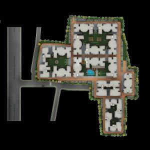 Gallery Cover Image of 1293 Sq.ft 3 BHK Apartment for buy in Madhyamgram for 4267000