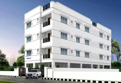 Gallery Cover Image of 1042 Sq.ft 2 BHK Apartment for buy in Thiruvanmiyur for 13746000