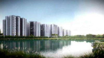 Gallery Cover Image of 1215 Sq.ft 3 BHK Apartment for buy in Godrej Seven, Joka for 6100000