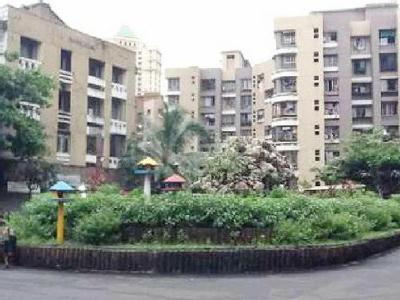 Gallery Cover Image of 650 Sq.ft 1 BHK Apartment for rent in Vijay Nagari Annex, Thane West for 15000